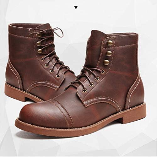 Stiefel Herren Stiefel FMWLST Freizeitschuhe Stiefel Leather