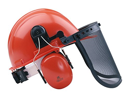 Ratio Parts 006,888Ecoline Casco Forestal, Rojo, 38x 5x 26,5cm