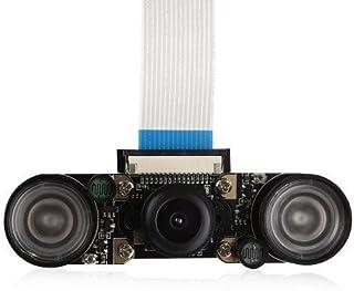 ILS C/ámara Falsa ficticio con Flash LED CCTV Security C/ámara Impermeable CA-11-03 con Soporte met/álico