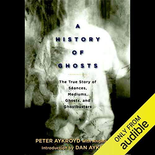 A History of Ghosts audiobook cover art