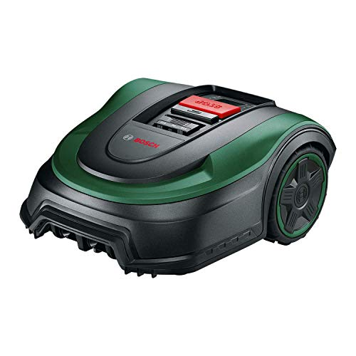 Tondeuse robot Bosch-Indego S+ 500 (avec batterie 18V et fo