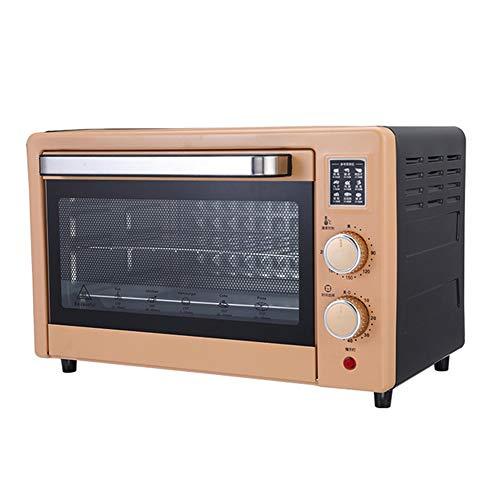 JINNIN Mini Hornos De Cocina Electrico Sobremesa, Horno Microondas Conveccion, Horno Sobremesa,...