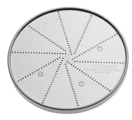 Cuisinart DLC-835TXAMZ Fine Grater Disc, Fits 7- and 11-Cup Processors