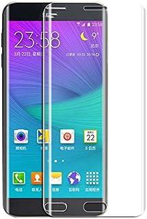 زجاج مقوى واقي شاشة مقاوم للكسر لجوال سامسونج جالاكسي إس6 إيدج بلس 5.7 إنش Samsung S6 EDGE PlUS