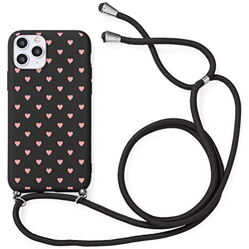 Yoedge Funda con Cuerda para iPhone SE 2020/8/7-4.7
