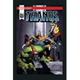 Marvel Thanos The Mad Titan Hulk Enslaved Premium: Notebook Planner - 6x9 inch Daily Planner Journal, To Do List Notebook, Daily Organizer, 114 Pages