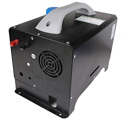 Fetcoi Calentador de aire diésel de 8 kW, 12 V, con monitor LCD, todo en 1, portátil, para coches, caravanas, barcos, camiones, remolques, caravanas