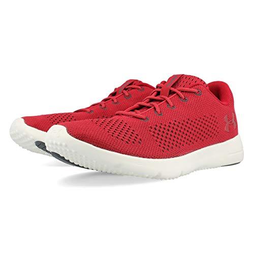 Under Armour UA Rapid, Zapatillas de Running Hombre, Rojo (Spice Red), 42.5 EU