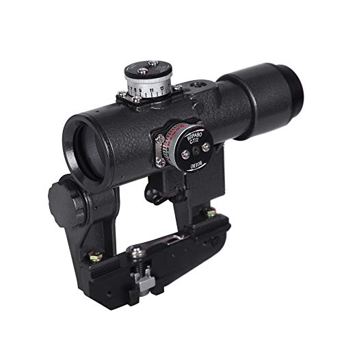 TPO SVD Dragunov 1x30mm Red Dot Scope Sight