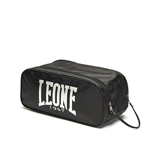 LEONE 1947 AC932 - Bolsa Porta Guantes, Color Negro, Talla única