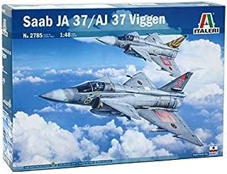 Italeri 510002785 1: 48 Saab JA 37 jakt Viggen