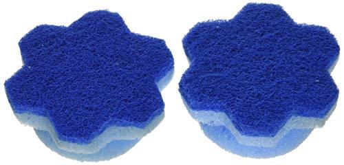 Clim Vitro Salvauñas Plus Antibacterias - 2 unidades, Negro, Estándar (K51103)