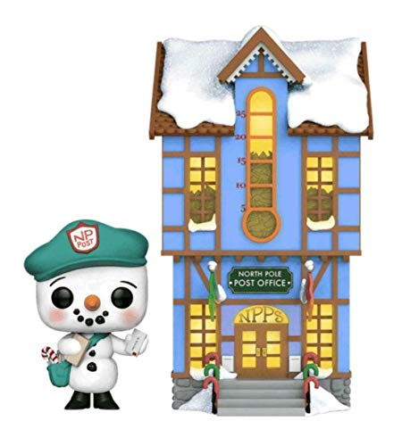 Funko Pop! Peppermint Lane Frosty Franklin with Post Office