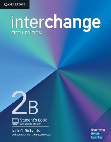 Interchange 2B - Student´s Book With Online Self-Study - 05 Edition