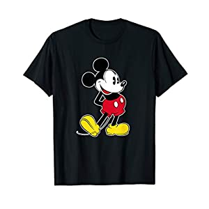 Disney Mickey Mouse Classic Pose T-Shirt