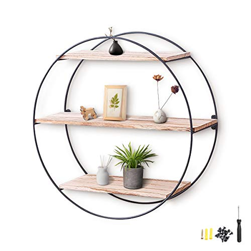 "Mejor Mkono 2 Pcs Macrame Wall Hanging Small Art Woven Wall Decor Boho Chic Home Decoration for Apartment Bedroom Living Room Gallery, 13"" L x 10"" W and 16"" L x 10"" W crítica 2020"