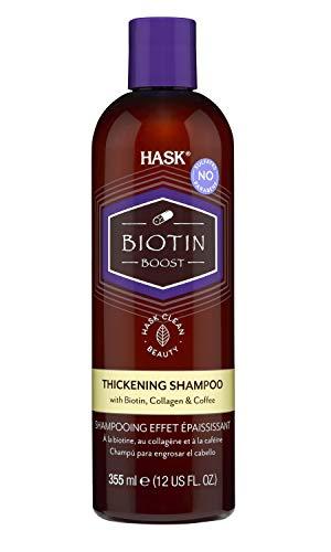 HASK Biotin Boost Thickening Shampoo, 355ml