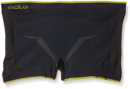 Odlo Evolution Light Greentec Boxer pour Femme Multicolore Bleu Marine/Noir l