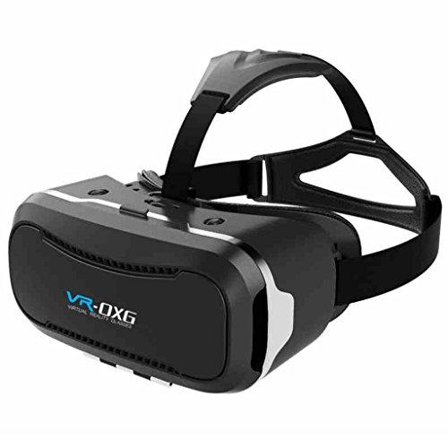 VR Virtual Reality 3D Gafas Auriculares Andrews Smartphone Juegos Casco Protección contra la radiación Ojo