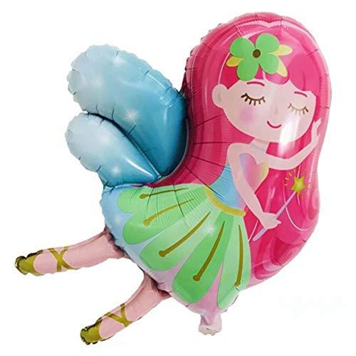 arret Middleton luxe grote eenhoorn regenboog folie helium ballon pomp opblaasbare verjaardag partij Decor Che