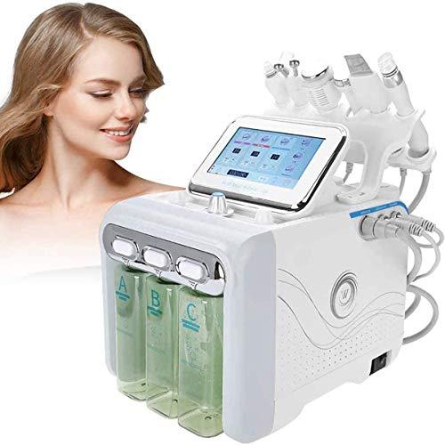 ZWLE 6 IN 1 Sauerstoffwasser Sprayer Wasserstoff Schönheit Maschine Pflege Sauerstoffwasser Spray Intensivreinigung Hautverjüngung Instrument