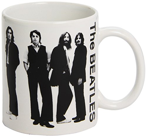 Le mug des Beatles