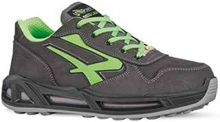 466391e08971 U-Power - Chaussures de sécurité basses YODA CARPET S3 CI SRC ESD - Gris