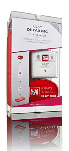 Autoglym AG 820027 Clay Detailing Complete Kit
