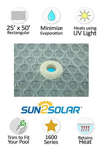 Sun2Solar 25'x50'