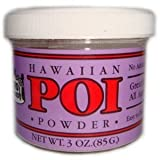 Best Taro Powders - Hawaiian Poi Powder 3oz Jar - Made in Review