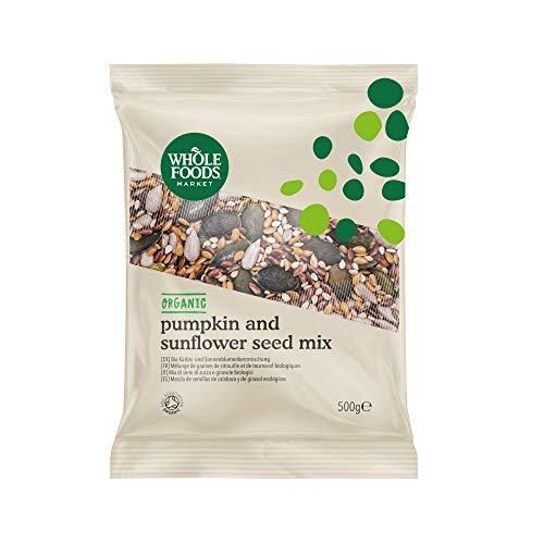 Whole Foods Market - Mezcla de Semillas de Calabaza y de Girasol Ecológicas - 500g