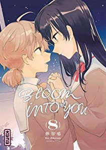Bloom into you Edition simple Tome 8