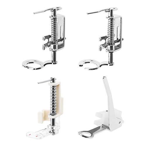 OTOTEC Sistema libre del pie del prensatelas del movimiento de la caña baja, bordado de Darning para la máquina de coser multifuncional del hogar