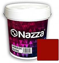Pintura de Caucho Antigoteras y Antihumedad para Impermeabilización de Terrazas   Gran Elasticidad   Consigue impermeabilizaciones de calidad impidiendo humedades   Color Rojo Ladrillo   15 Litros