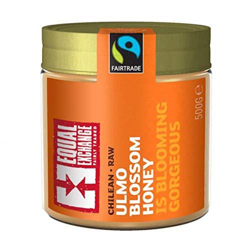 Equal Exchange - Chilean Ulmo Blossom Honey FT | 500g
