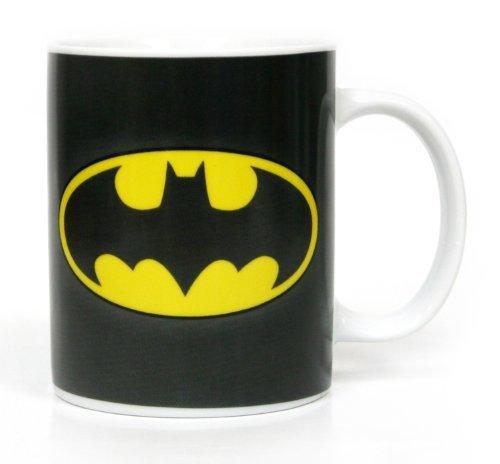 SD Toys SDTIKO00182 Tasse en céramique avec Motif Talla Unica Batman DC Comics