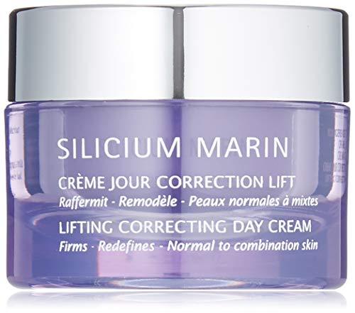 THALGO Unisex Crema DE Dia Silicium MARIN Day Cream CRM 15ML, Negro, Standard