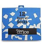 The Office 12 Days Of Socks Advent Calendar Set (Mens 6-12)