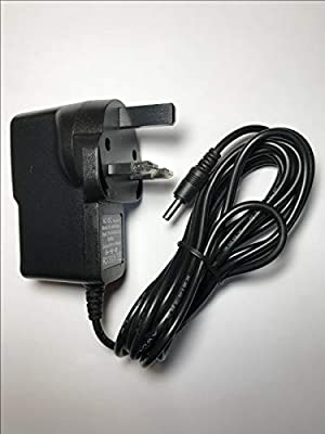 UK 6V 1.5A AC-DC Switching Adaptor Power Supply Charger 3.5mm x 1.3mm