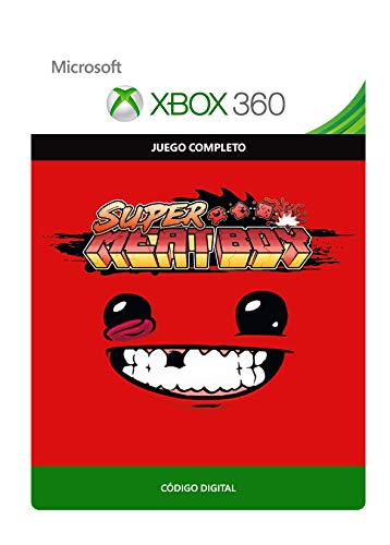 Super Meat Boy Standard | Xbox 360 - Código de descarga