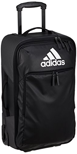 adidas T.Trolley M Gym Bag, Black/Black/White, NS