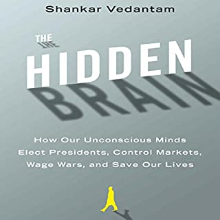 The Hidden Brain cover art