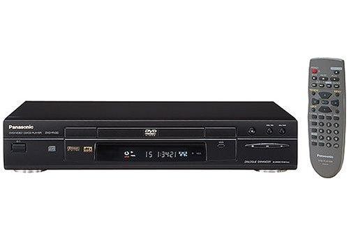 Panasonic DVD RV20EG K DVD Player schwarz
