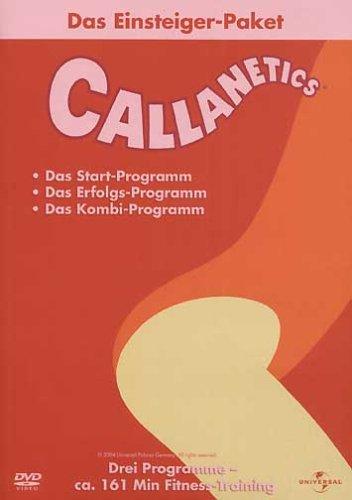 Callanetics - Das Einsteiger Paket