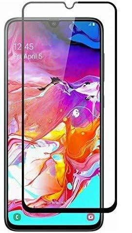 im77r Protector de Pantalla Premium 3D Full Glue Cristal Vidrio Templado 9H Compatible para Samsung A20E (1 Protector 3D Negro)