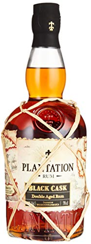 Plantation Rum BLACK CASK Barbados & Jamaica Double Aged (1 x 0.7 l)