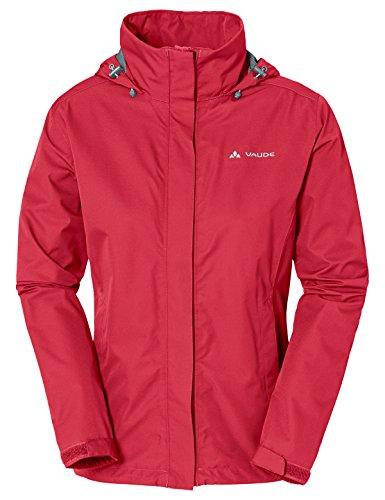 VAUDE Damen Jacke Women's Escape Light Jacket, strawberry, 36, 038959380360