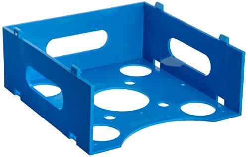 Neolab 2 3002 - Estantería apilable para Unión (policarbonato, azul)