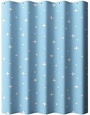 GCX カーテン肥厚防水布浴室のカーテンパーティションシャワー、カーテンシャワー、カーテンのカビシャワー 防水