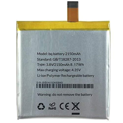 Todobarato24h Bateria Compatible con BQ Aquaris E4.5 2150 mAh Voltaje 4.2v